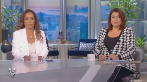 View hosts pulled from set after receiving positive Covid test | Boing Boing