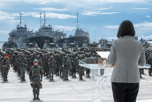 Hostile Harbors: Taiwan's Ports and PLA Invasion Plans