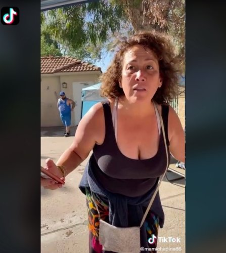 "Angry Karen storms into family pool gathering to scold them, calls them ""fat"" 