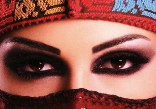 Kohls Makeup: Kohl Eyeliner (كحل) and the Evil Eye (عين الحسود)