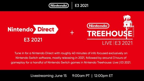 Nintendo Rocks the House at E3 2021 With a Heap of New Announcements