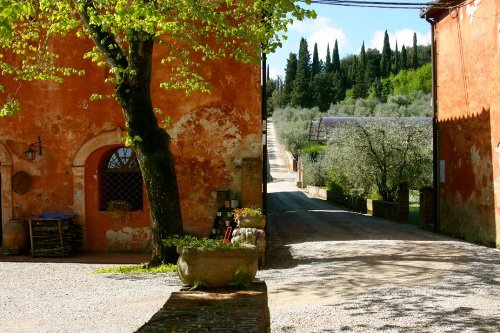 Luxury Tuscany, Italy:  A Journey for the Soul