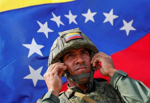 Rare Confrontation Between The FARC And The Venezuelan Army - Smartencyclopedia