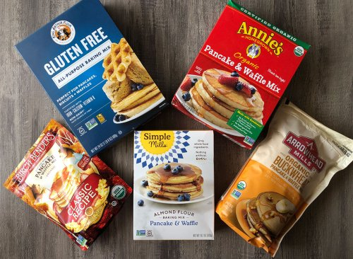 This Is the Best-Tasting Boxed Pancake Mix | Eat This Not That