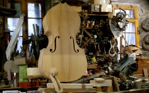 An Italian Violin Maker: By Hand in Forli Italy