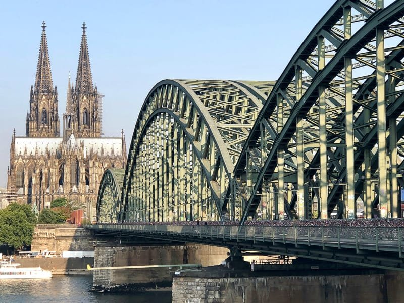 Cathedrals, Kölsch & cool things to do in Cologne