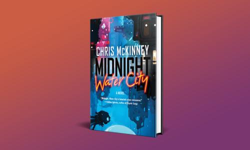 Book Review: Chris McKinney's <em>Midnight Water City</em>