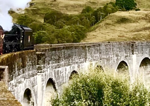 The Jacobite Steam Train Journey in the Highlands aka the 'Harry Potter Train' | Best 6 reasons why you should experience it