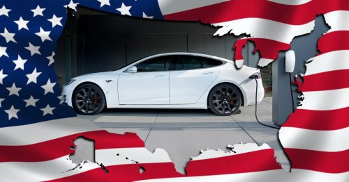 The most affordable states to charge and drive your Tesla - Electrek