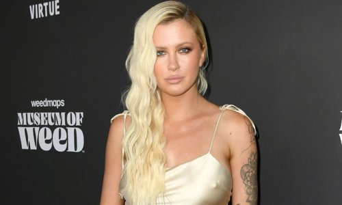 Kim Basinger And Alec Baldwin's Daughter, Ireland Baldwin, Drops Her Wetsuit In Photo To Show Off Her First Butt Tattoo Because She Loves Making 'Impulsive' Decisions
