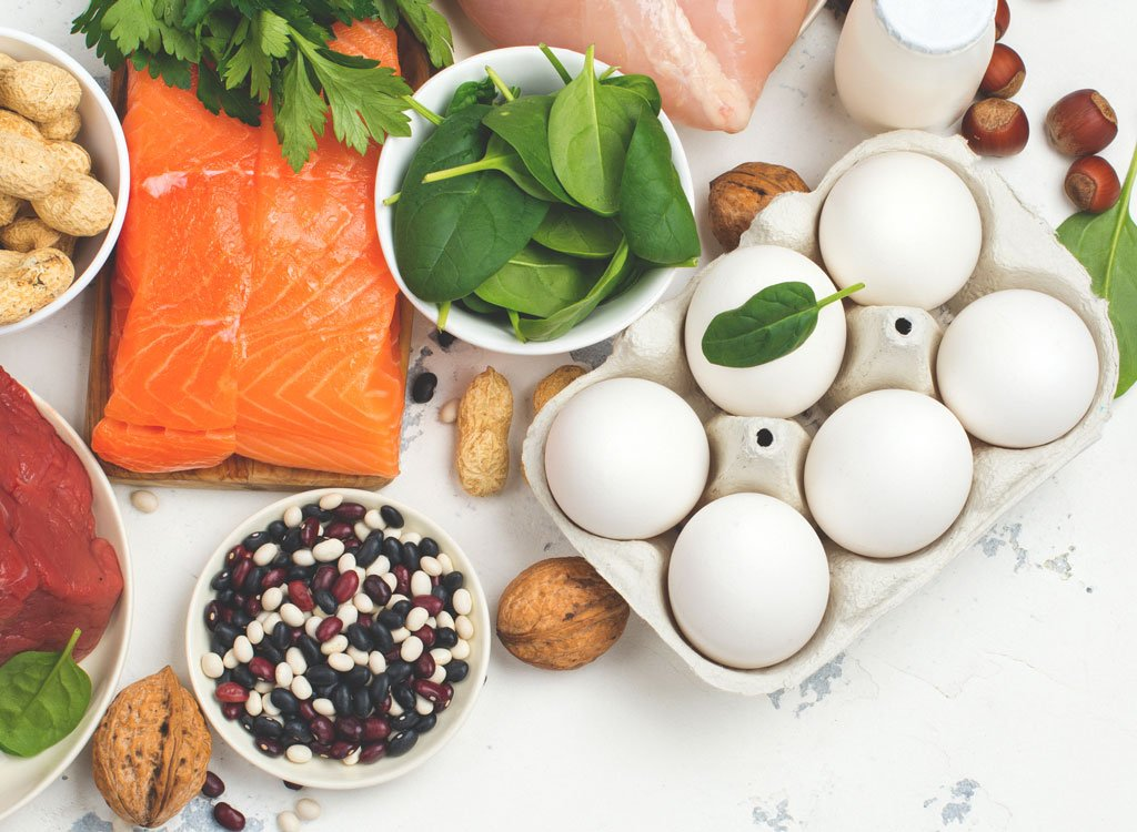 30 High-Protein Foods to Stoke Metabolism | Eat This Not That