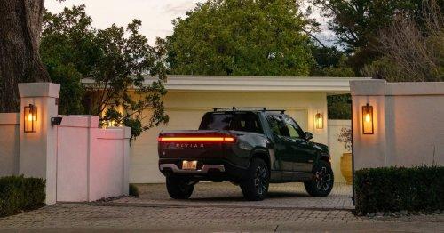 Rivian raises $2.5B, confirms it's looking for second US EV factory location
