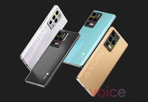 ZTE Axon 30 Ultra: Android-Flaggschiff zeigt sich erstmals