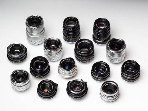 The M Files Encore: My five top lenses