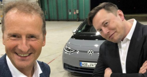 Elon Musk reportedly tried to hire VW's Herbert Diess as Tesla CEO - Electrek