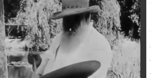 1915 film footage of Monet, Renoir, Rodin and Degas | Boing Boing