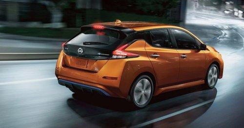 Nissan slashes 2022 LEAF price to $27.5k, under $20k after Fed Tax credit