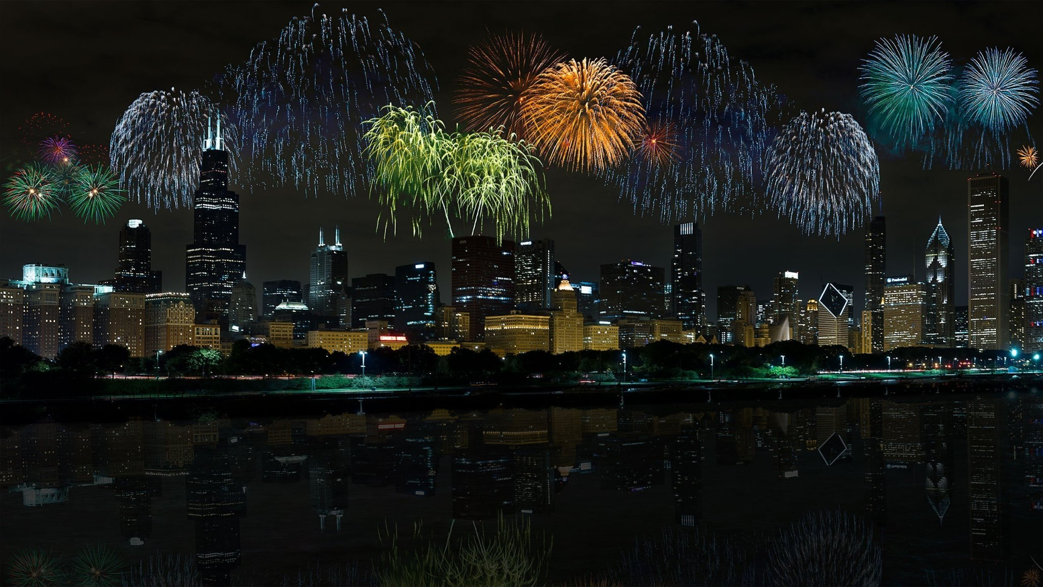 You photographed fireworks – now what?   Photofocus