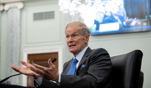 Bill Nelson's Flawed Vision for NASA | National Review