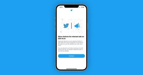 Twitter begins prompting iOS users to enable App Tracking - 9to5Mac