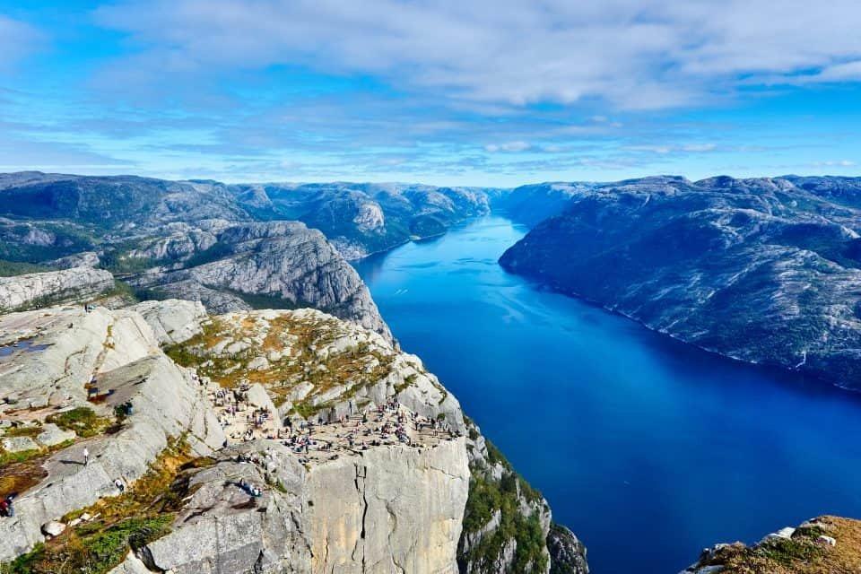Scandinavian Luxury Travel!