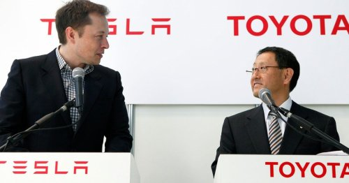 Toyota delusionally claims hybrids and fuel cells will stay competitive with electric cars for next 30 years