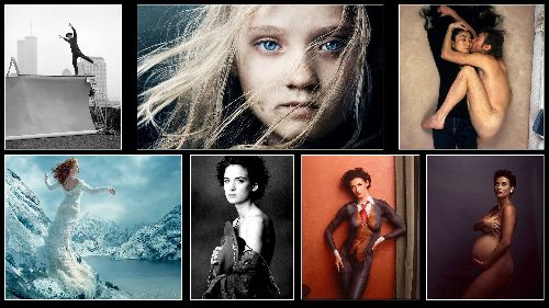 Historical women in photography