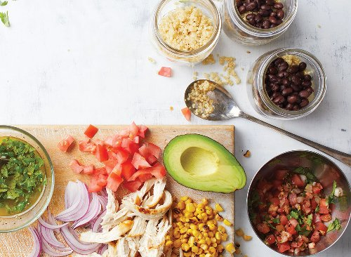 Mexican Quinoa and Chicken Salad Recipe | Eat This Not That