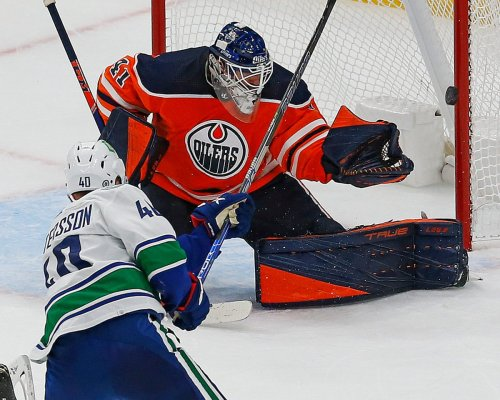 Report: Edmonton Oilers to place Mike Smith on injured reserve