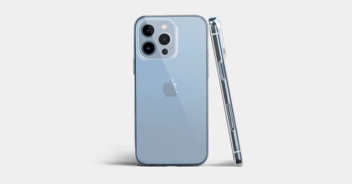 Totallee's clear case protects and shows off your new iPhone 13 or 13 Pro