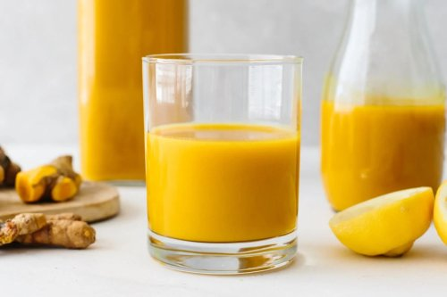 Jamu Juice (Turmeric Ginger Drink)