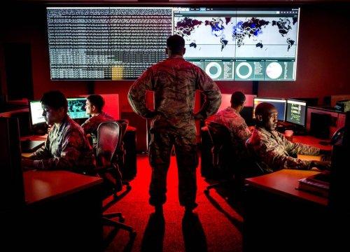 Força Aérea Com Novas Equipas De Defesa Cibernética Nos Seus Esquadrões De Comunicações - Smartencyclopedia   PT