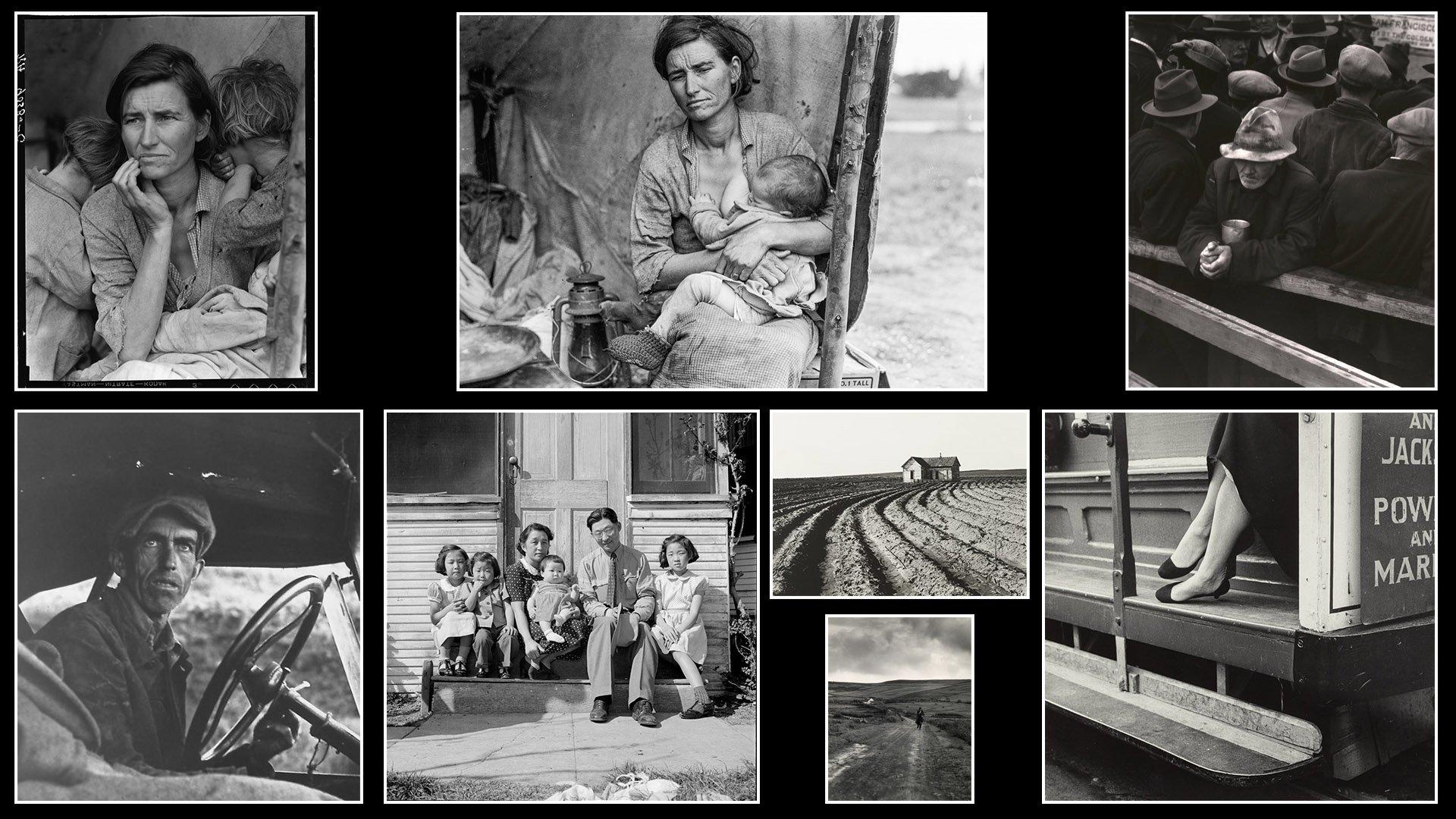 On Photography: Dorothea Lange, 1895-1965