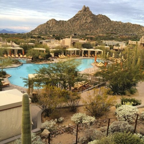 Four Seasons Scottsdale - Deep in the Heart