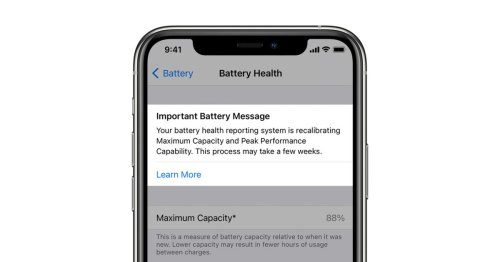 Apple introduces battery recalibration tool for iPhone with iOS 14.5 beta 6 - 9to5Mac