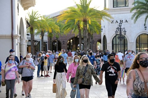 Apparel Leads the Retail Sales Party