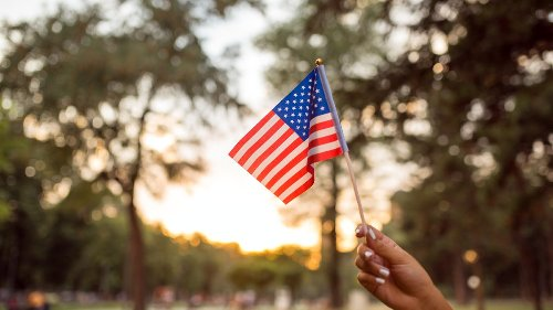 How You Feel About the American Flag Might Depend on How Old You Are