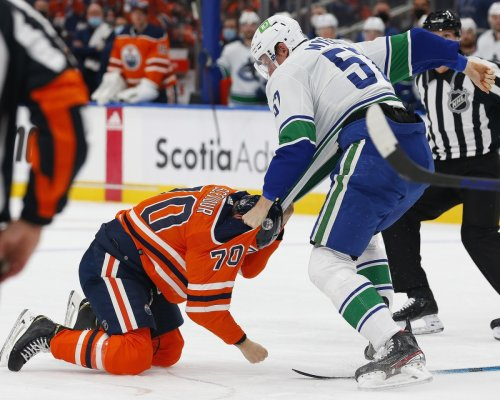 Tyler Myers' devastating hit on Duncan Keith was catharsis almost a decade in the making