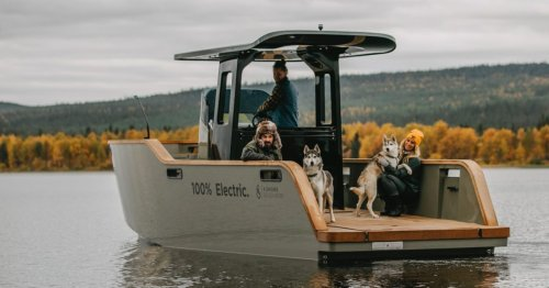 Tesla-inspired Swedish high-performance electric boat coming to the US