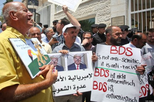 PA: Anti-Semitism claims encourage Israel to continue its aggression