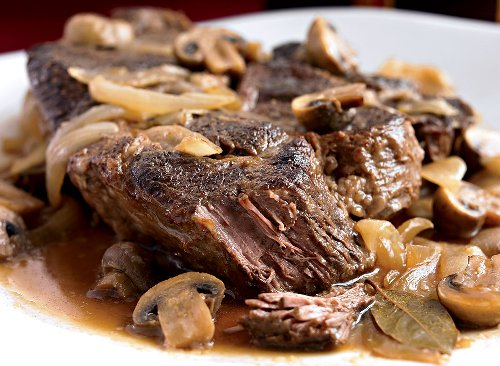 Belgian-Inspired Beef and Beer Recipe | Eat This Not That