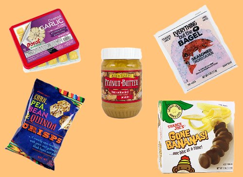 21 Best Dietitian-Approved Trader Joe's Products | Eat This Not That