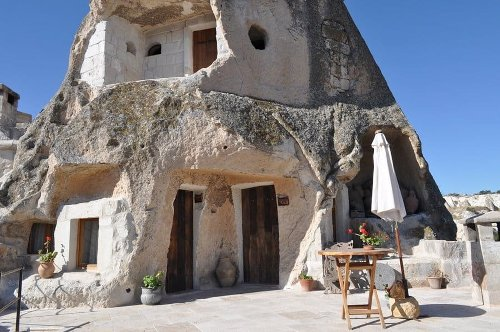 Goreme - Fairy Chimneys and Cave Hotels