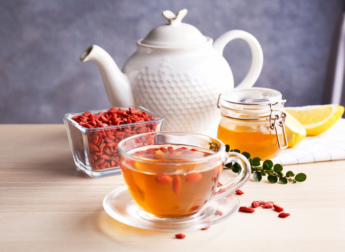 5 Best Metabolism-Boosting Teas for Weight Loss | Eat This Not That