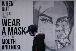 To mask or not to mask? California's conundrum