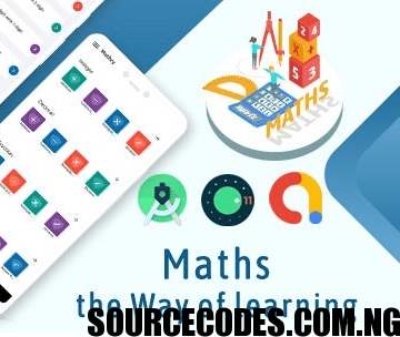 Maths - The Way Of New Learning Game Source Code