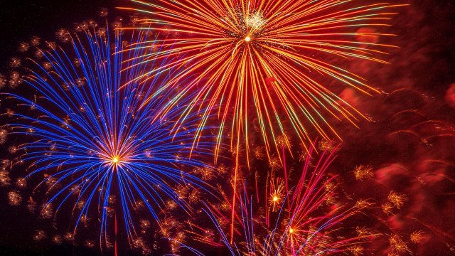 Seven ideas to get solid fireworks photos