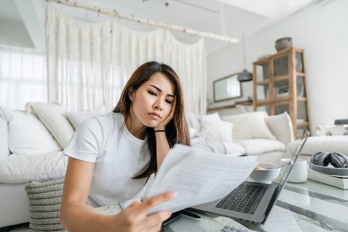 Never Do This When You Get a Medical Bill, Experts Warn | Best Life