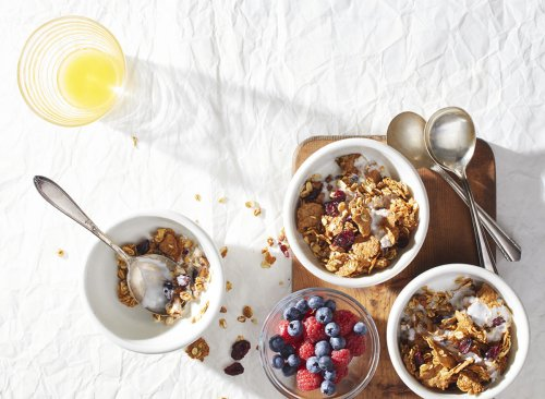 Homemade Healthy Cranberry Orange Granola Recipe   Eat This Not That