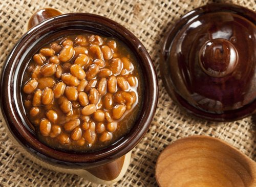 Easy, Homemade, Smoky Baked Beans Recipe | Eat This Not That